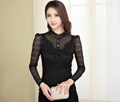 Black Blouses For Work Best Formal Blouses Long Blouse With Pants