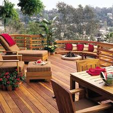 image of outside deck design pictures luxury backyard with wood