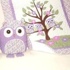 Crib Bedding Owls Baby Owl Crib Bedding Organic Owl Quilt Baby Crib