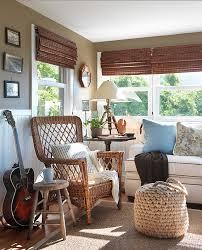 Cozy Sunroom Cozy Coastal Cottage Home Bunch U2013 Interior Design Ideas