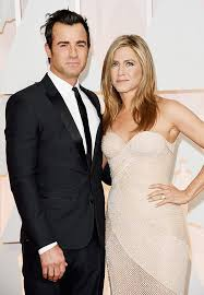 aniston justin theroux up after 21 days of being - Aniston Mariage