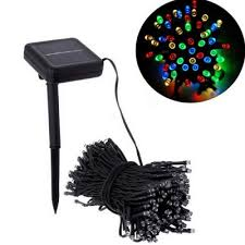 Christmas Rope Lights Solar by Fashion Style Floating Lights Portable Lights Holiday String