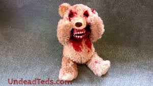 deady bear spirit halloween undeadteds special u0027peek a boo u0027 edition youtube