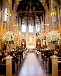 Elegant Decor Glamorous Vintage Church Wedding Ceremony Decorations Shame The