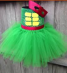 Green Tutu Halloween Costume 10 Ninja Turtle Costumes Images Ninja Turtle