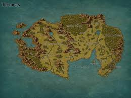 Avatar The Last Airbender Map I Made A Map Of Theros For D U0026d Thought I U0027d Share Here Magictcg