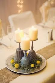 60 second centerpieces from real simple homestead pinterest