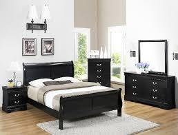 Twin Size Black Bedroom Set Bedroom Guadalajara Furniture