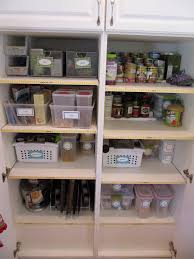 How To Organize Kitchen Cabinet by Everyday Organizing An Organized Kitchen The Pantry Part I
