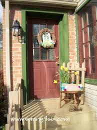 30 cool easter porch décor ideas digsdigs