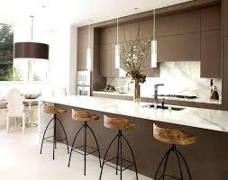 cuisine style indus chaise de bar cuisine chaises de bar en bois et mactal de style