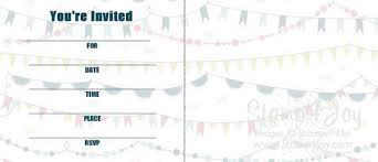 birthday invitation card make your own birthday invitations