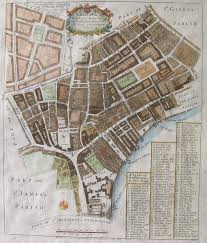 St Martin Map London Ward Map A Mapp Of The Parish Of St Martins In The Field