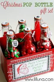 gift sets for christmas christmas pop bottle gift set