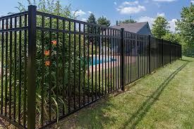 ornamental aluminum fences ct aluminum fencing aluminum pool fence