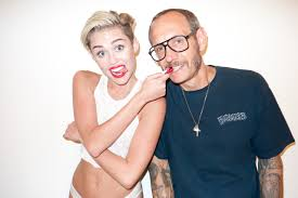 terry richardson directs new miley cyrus video