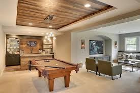 home bar floor plans bar ceiling design family room transitional with custom home home