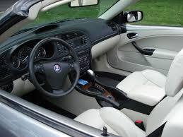 saab convertible black saab 9 3 2006 black image 105