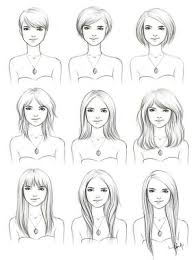 hairstyles based on the shape of head different hairstyles on a slightly square to oval face shape