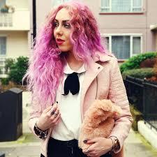 lfw day three ootd pastel pink pussycat stephi lareine