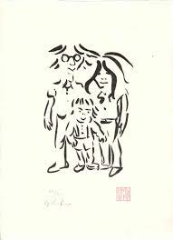 john lennon u0027s drawings come to doubletree by hilton hotel in oak
