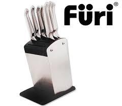 furi kitchen knives pro inova clean store 8 knife block