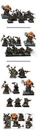 mordheim dwarfs treasure hunters warband gang минијатуре