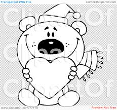 coloring pages of a heart teddy bear in pajamas coloring page alltoys for
