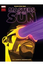lexus will i am youtube marvel and black eyed peas team up for u0027masters of the sun