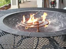 Patio Fire Pit Ideas Download Gas Fire Pit Ideas Garden Design