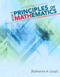 principles of mathematics master books