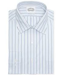 van heusen dress shirt easy care pinpoint striped oxford mens