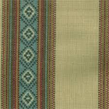 Upholstery Fabric Southwestern Pattern Ddr 02 Sandoval Serape Tortilla Natural Southwestern Stripe Cotton