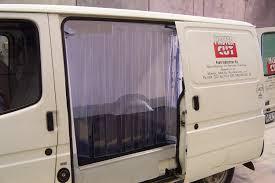door pvc strips u0026 pvc strip curtains installed leeds