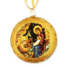 orthodox christmas ornaments click to view selection st joseph