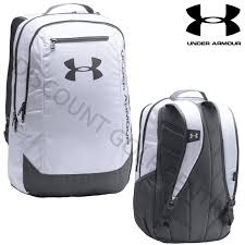 under armour 2017 ua hustle ldwr backpack rucksack gym bag