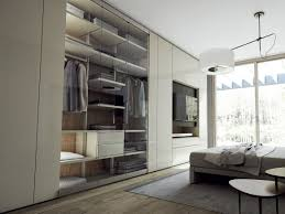Wall Wardrobe by Bedroom Furniture Sets Built In Wall Cabinets White Built In