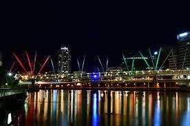 free images dock light bridge skyline city cityscape