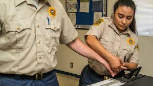 Duties Of Front Desk Officer by Train Gary Job Corps Center