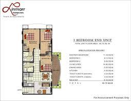 3 bedroom condo 3 bedroom condo unit linmarr towers davao property finder