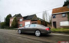 2014 bentley flying spur review gtspirit