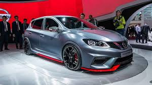 nissan juke type r meet the nismo pulsar hatch top gear