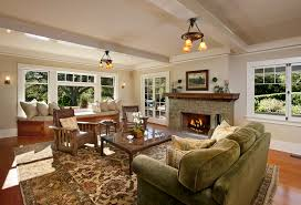 beautiful craftsman style decorating interiors contemporary home