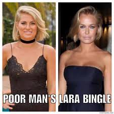 The Bachelor Meme - the bachelors keira maguire is being compared to famous aus kiis