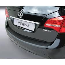 vauxhall meriva b rear bumper protector 06 2010 u003e