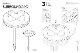facebook open sources surround 360 camera with ikea style