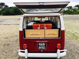 volkswagen van original interior 1966 volkswagen splitscreen campervan bus u2013 sold