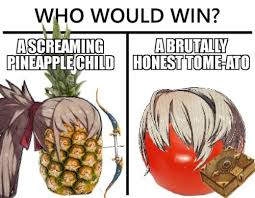 Ananas Pineapple Meme - fire emblem warriors memes tumblr