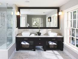 Gold Frame Bathroom Mirror Luxury Bathroom Mirror Image With Gold Framed Bathroom Mirrors