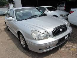 2003 hyundai sonata specs hyundai sonata 2003 2 0 in johor automatic sedan silver for rm